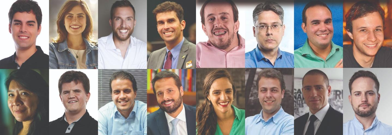RenovaBR tem 16 lideranças eleitas para o legislativo